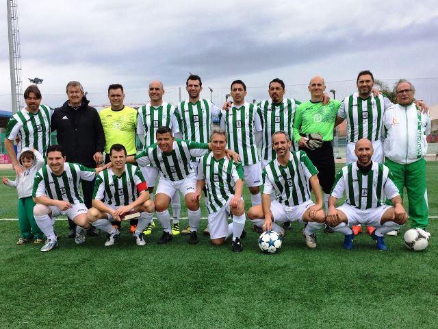 Veteranos Córdoba C.F. jornada FEAFV Córdoba